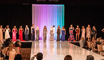 Las Ninas Fashion Show 2018 | Photos by Gilmore Studio